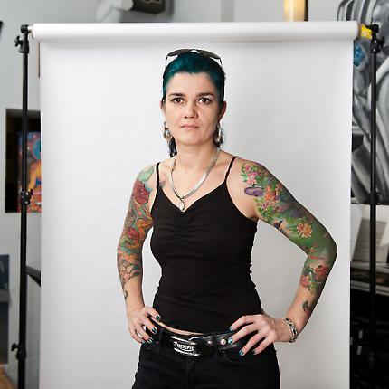 Tattoo-Studio